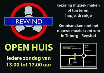 Rewind Open Huis