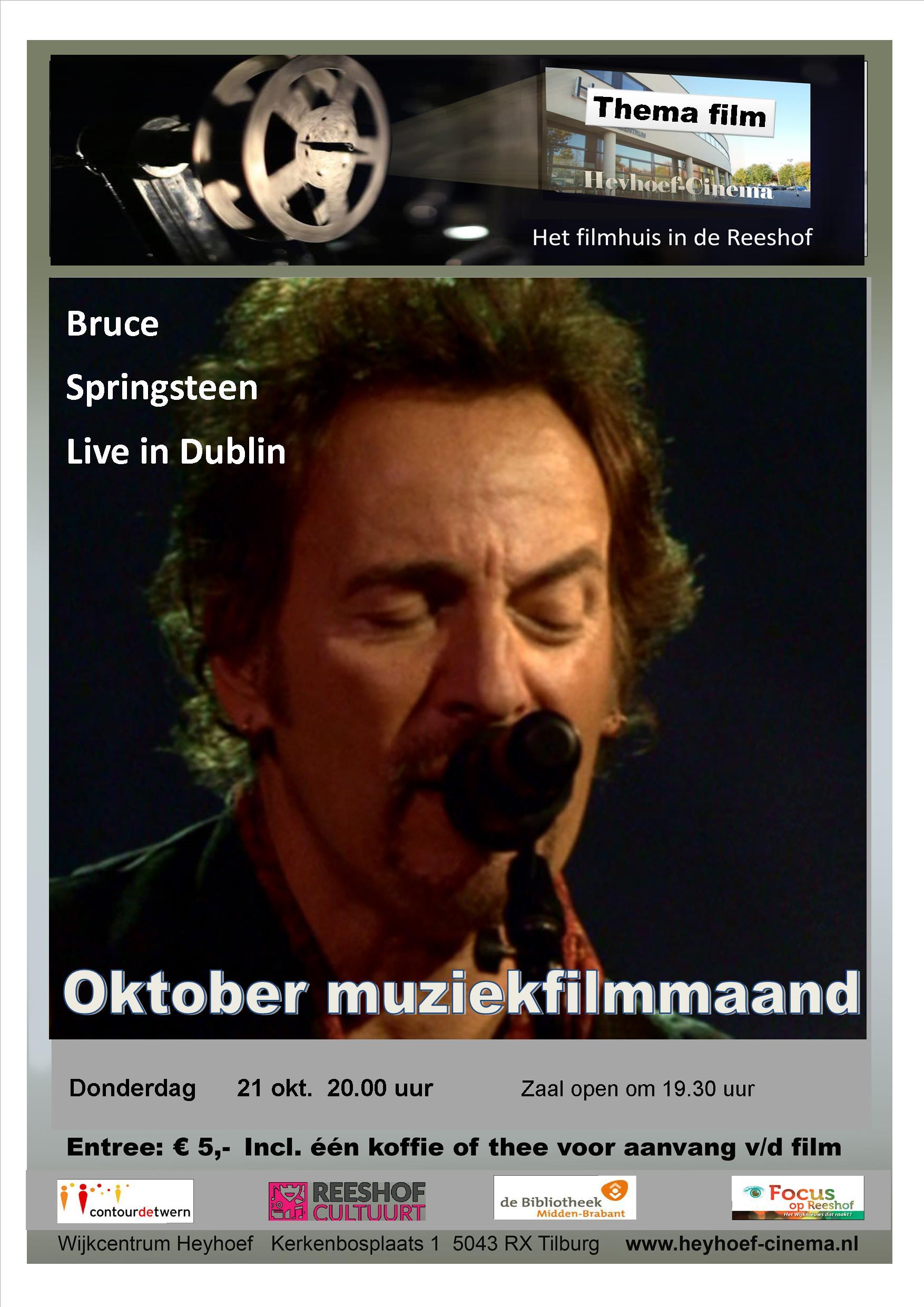Oktober Muziekfilmmaand