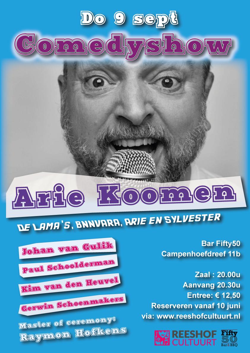 Programma Comedyshow